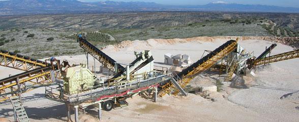 quarry-crusher-machine